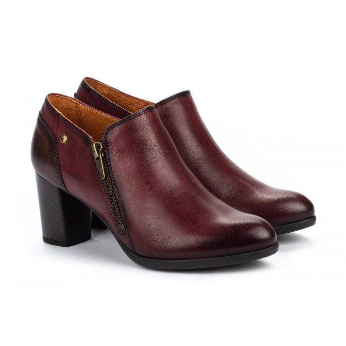 Zapatos Mujer Pikolinos Viena W8Z-5868 Burdeos Garnet