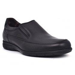 Zapatos Mocasines Hombre Fluchos Luca 8499 Negro