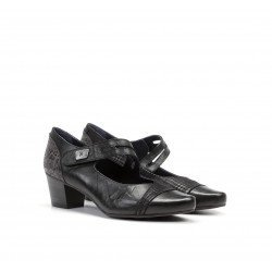 Zapatos Mujer Dorking Kali D8279 Negro