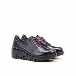 Zapatos Mujer Dorking Manny F0698 Negro
