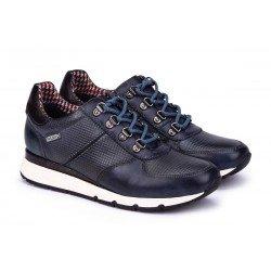 Zapatos Mujer Pikolinos Mundaka  W0J-6744C3 Azul