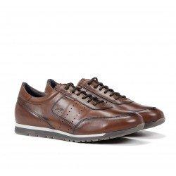 Zapatos Deportivos Hombre Fluchos Sander F0931 Camel