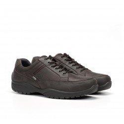 Zapatos Deportivos Hombre Fluchos  Wolf F0918 Marrón Café