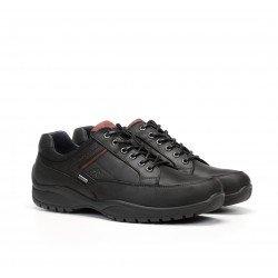 Zapatos Deportivos Hombre Fluchos  Wolf F0918 Negro
