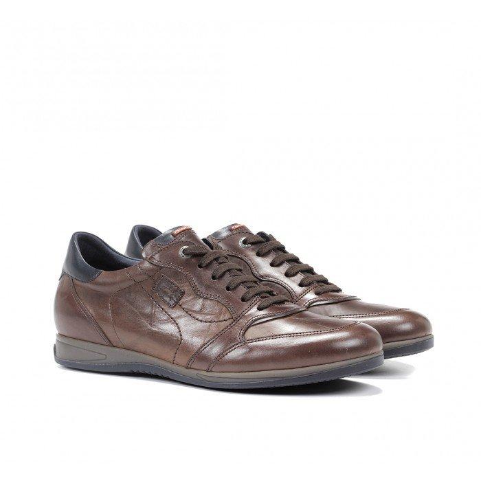 Zapatos Hombre Fluchos Daniel 9261 Castaño