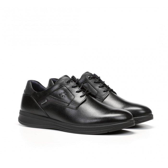Zapatos Hombre Fluchos Orson F0913 Negro