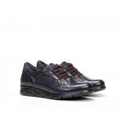 Zapatos Mujer Dorking Stella F1078 Océano