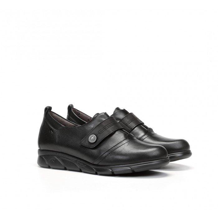 Zapatos Mujer Dorking Stella F1080 Negro