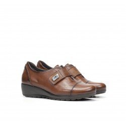 Zapatos Mujer Dorking Mar F1071 Cuero