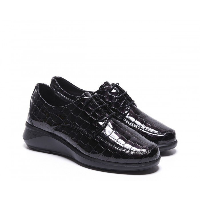 Zapatos Mujer 24 Hrs 24659 Negro