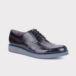 Zapatos Hombre Martinelli Wesley 1208-1296J Negro