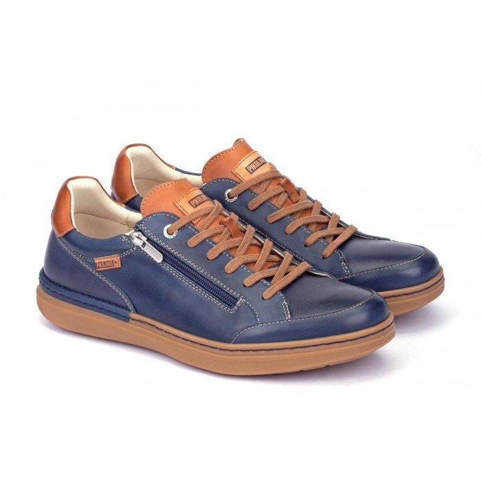 Zapatos Hombre Pikolinos Begur M7P-6024 Azul