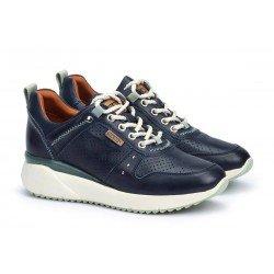 Zapatos Mujer Pikolinos Sella W6Z-6871 Azul