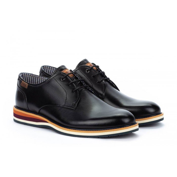 Zapatos Hombre Pikolinos Arona M5R-4343 Negro