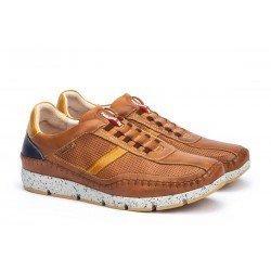 Zapatos Deportivos Hombre Pikolinos Fuencarral M4U-6046C1 Brandy