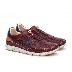 Zapatos Deportivos Hombre Pikolinos Fuencarral M4U-6046C1 Garnet