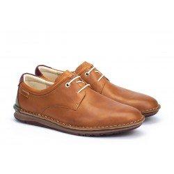 Zapatos Hombre Pikolinos Navas M7T-4036 Brandy