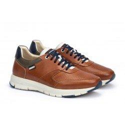 Zapatos Deportivos Hombre Pikolinos Reus M6F-6050C1 Brandy