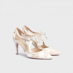 Zapatos Mujer Martinelli Thelma 1489-3498V Blanco Nude