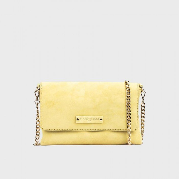 Bolso Mujer Martinelli BBM-518 Amarillo