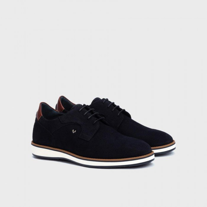 Zapatos Hombre Martinelli Brody 1530-2088X Azul Oscuro