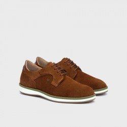 Zapatos Hombre Martinelli Brody 1530-2088X Marrón Nuez