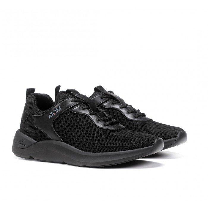 Zapatos Deportivos Hombre Fluchos Activity F1251 Negro