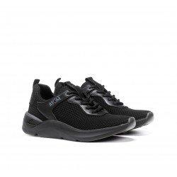 Zapatos Deportivos Mujer Fluchos Activity F1253 Negro