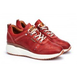 Zapatos Mujer Pikolinos Sella W6Z-6871 Coral