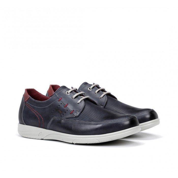 Zapatos Hombre Fluchos  Sumatra F0119 Océano