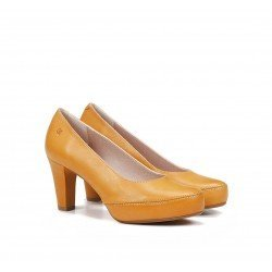 Zapatos Mujer Dorking Blesa D5794 Mostaza