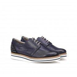 Zapatos Mujer Dorking  Romy D8181 Azul Royal