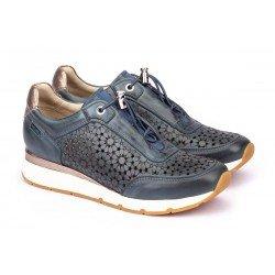 Zapatos Deportivos Mujer Pikolinos Mundaka  W0J-6573 Sapphire