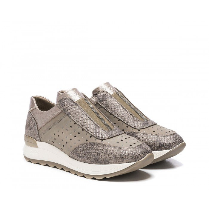 Deportivos Mujer 24 Hrs 24876 Taupe