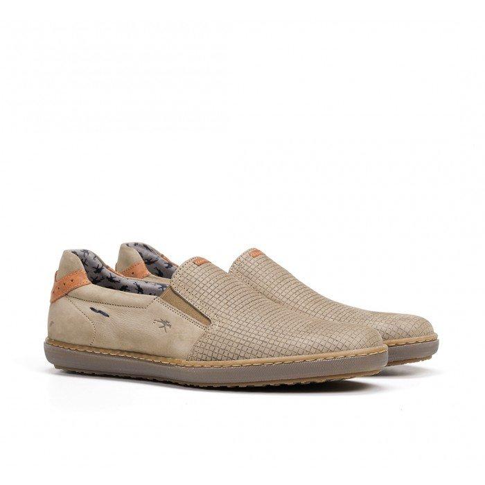 Zapatos Hombre Fluchos Timor F0716 Marmota
