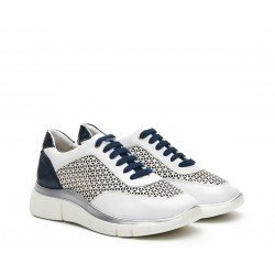 Sneaker Mujer 24 Hrs 24872 Blanco