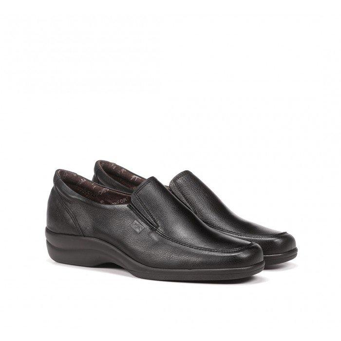 Zapatos Mujer Fluchos Profesional 6625 Negro