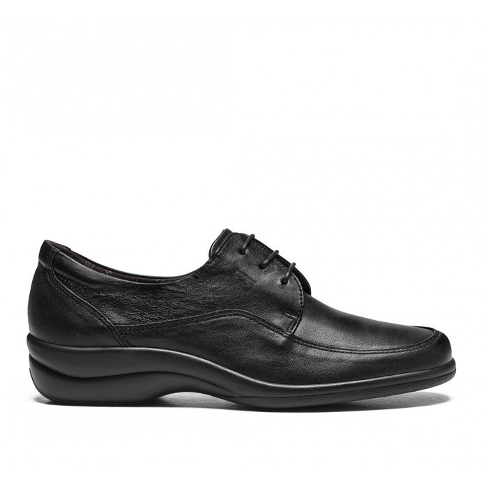 Zapatos Mujer Fluchos Profesional 6626 Negro