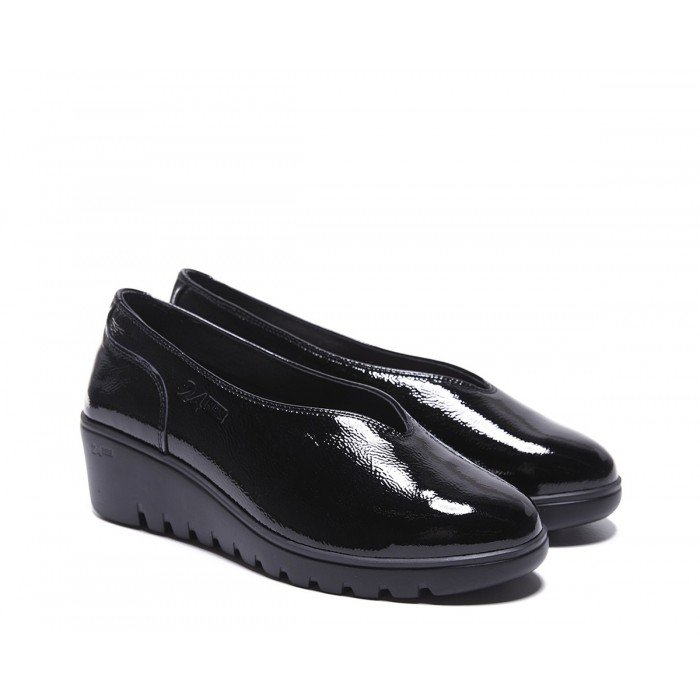Zapatos Mujer 24 Hrs 24735 Negro