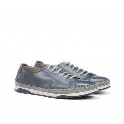 Zapatos Hombre Fluchos Kendal F0812 Lago
