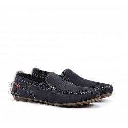 Zapatos mocasines hombre Fluchos Dorian F1173 Marino