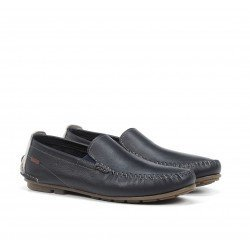 Zapatos Mocasines Hombre Fluchos Dorian F1173 Kodiak Marino