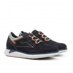 Zapatos Deportivos Hombre Fluchos Cooper F1192 Marino