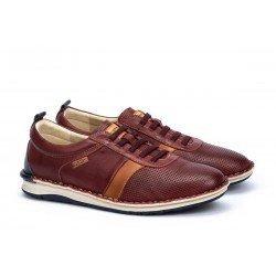 Zapatos Deportivos Hombre Pikolinos Navas M7T-6049 Arcilla