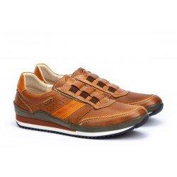 Zapatos Deportivos Hombre Pikolinos Liverpool M2A-6040 Brandy