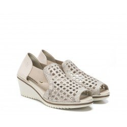 Zapatos Mujer 24 Hrs 24844 Beige
