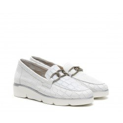 Mocasines Mujer 24 Hrs 24885 Blanco