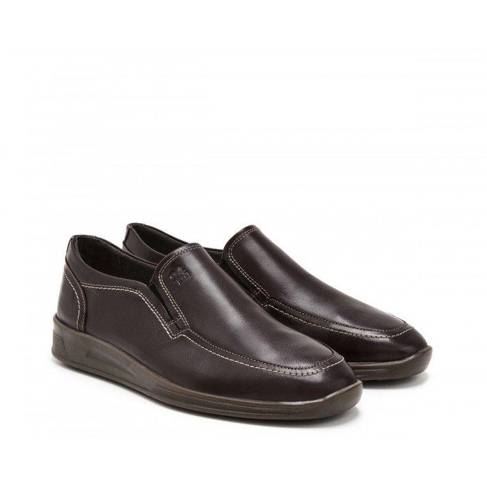 Zapatos Hombre 24 Hrs 11075 Café