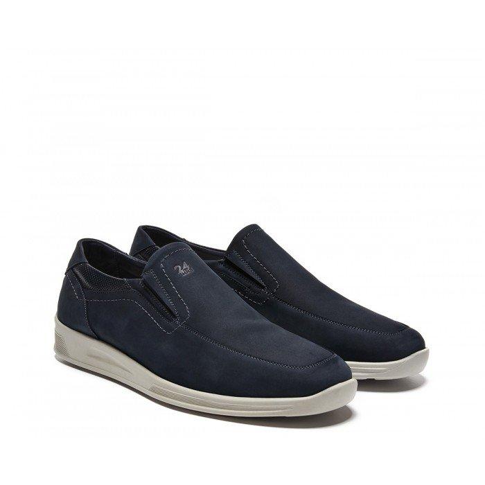 Zapatos Hombre 24 Hrs 10821 Azul Marino