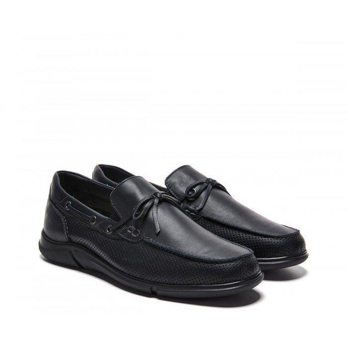 Zapatos Hombre 24 Hrs 10835 Azul Marino
